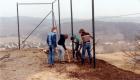 1984 Ausbau Sportplatz Rechenberg Bild 1